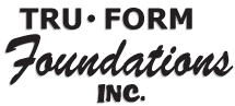 Tru-Form Foundations Logo